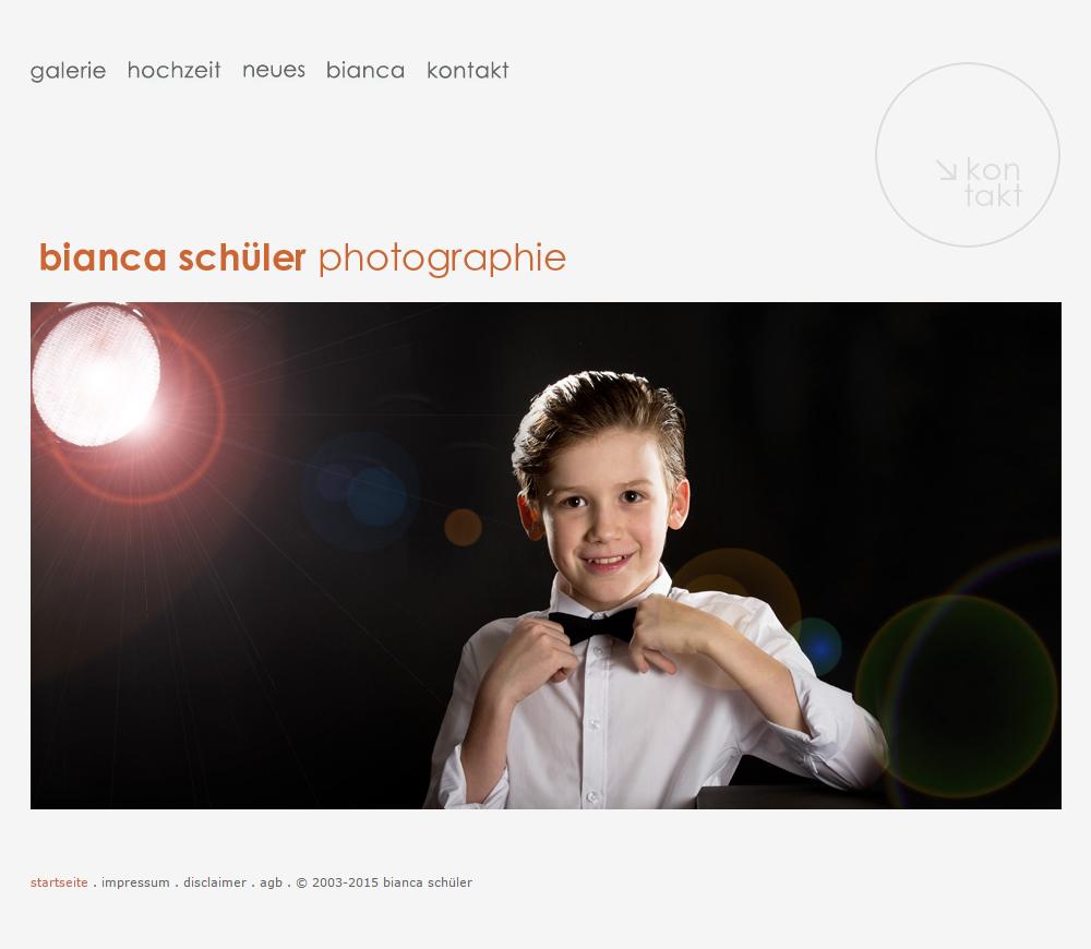 fotografin-webdesign-startseite
