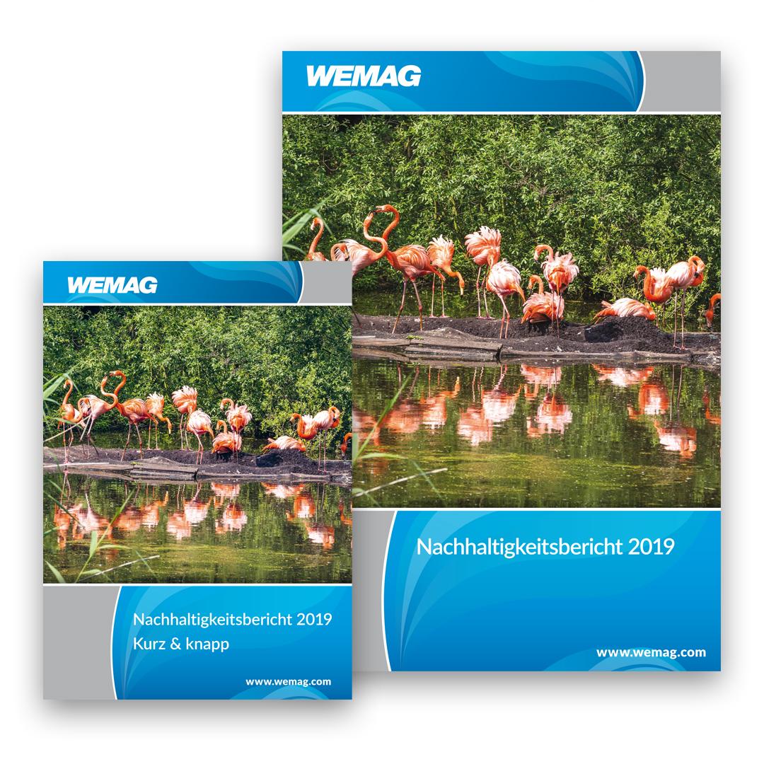 Nachhaltigkeitsbericht 2019 der WEMAG AG
